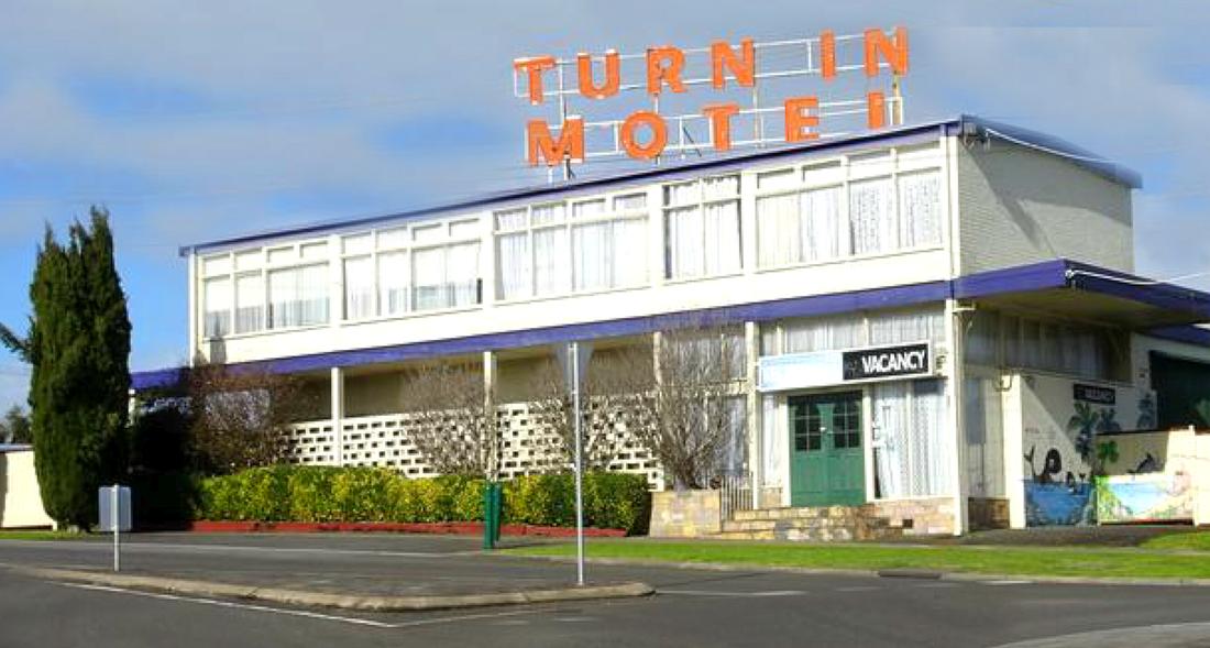 TURN-IN MOTEL - Home